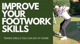 Improve Your Footwork Skills