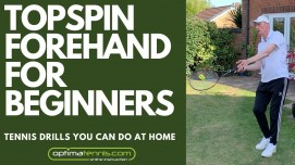 Topspin Forehand For Beginners
